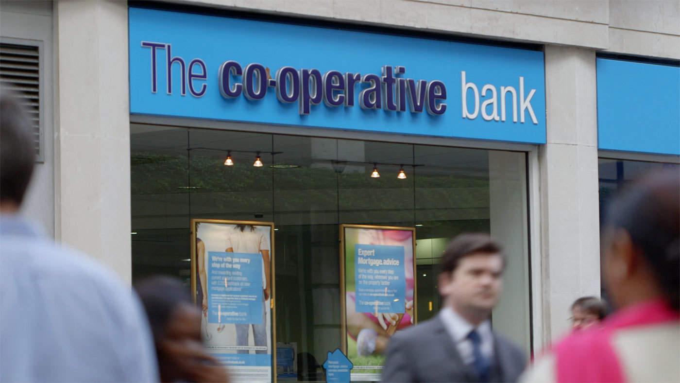 cooperative bank pestle